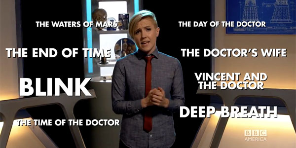 The Doctor's Finest: A Collection of Modern Classics Eight essential episodes featuring all-new material
