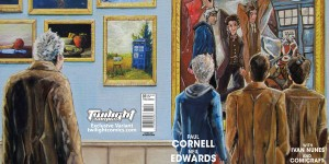 Doctor Who: Twilight Comics variant