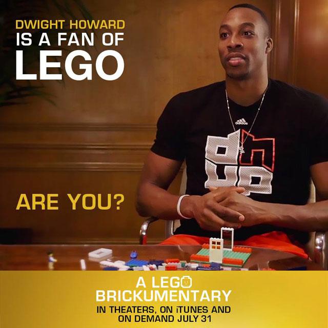 LEGO Dwight Howard
