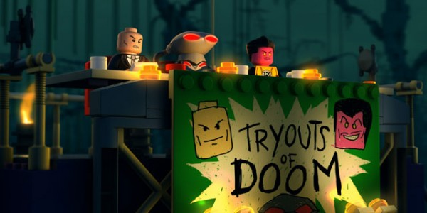 "<span class=""entry-title-primary"">LEGO DC Super Heroes: ""Justice League: Attack of the Legion of Doom""</span> <span class=""entry-subtitle"">Lex Luthor, Sinestro and Black Manta judge the villainous talent tryouts</span>"