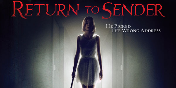 "Reviewing ""Return to Sender"" What the movie lacks in surprise and suspense, Rosamund Pike makes up for with a nuanced performance"
