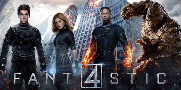 """<span class=""""entry-title-primary"""">Reviewing """"Fantastic Four (2015)""""</span> <span class=""""entry-subtitle"""">This big budget superhero film can only muster the quality of a future Rifftrax classic</span>"""
