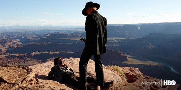 """Westworld"": HBO's First Look Teaser"