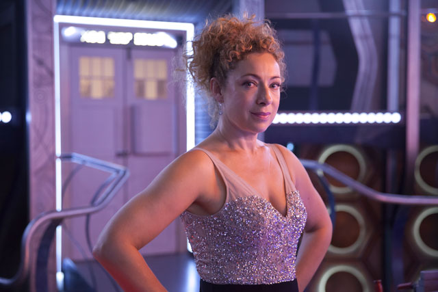 "River Song Returns for 2015 ""Doctor Who"" Christmas Special The Professor meets the new incarnation of her husband for the first time"