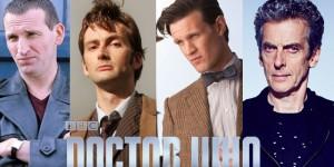 Doctor Who Doctors