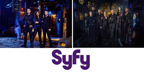 "Syfy Adds ""Killjoys"", ""Dark Matter"" Renewals to Impressive 2016 Schedule Both shows surprise, entertain, and will be coming back for more"