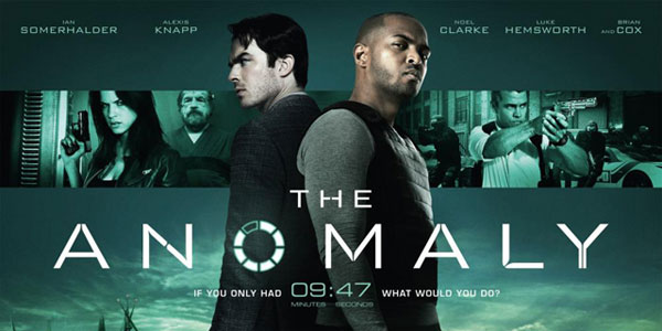 "Reviewing ""The Anomaly"" Fun fights, interesting biotech, and mysterious gaps in time"