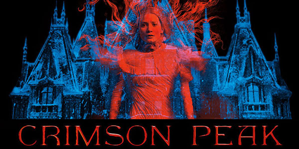 """<span class=""""entry-title-primary"""">Reviewing """"Crimson Peak""""</span> <span class=""""entry-subtitle"""">An atmospheric gothic horror tale forgets itself and becomes an unsatisfying melodramatic actioner</span>"""