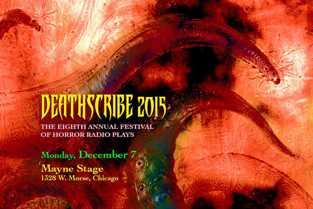 DeathScribe 2015 Poster