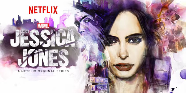"""Jessica Jones"" Full Trailer Released Marvel's next Netflix series arrives on November 20"