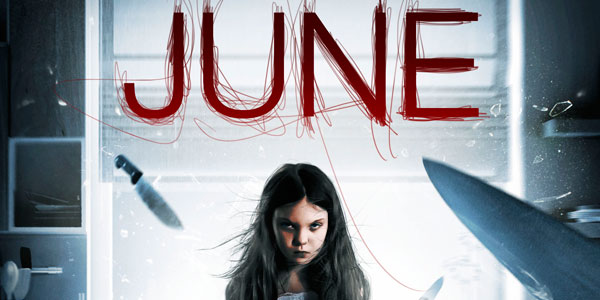 "Reviewing ""June"" An interesting movie that pays homage to the classic horror films"