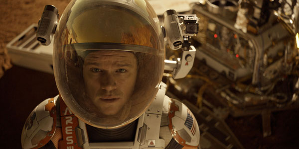 "<span class=""entry-title-primary"">Reviewing ""The Martian""</span> <span class=""entry-subtitle"">The movie pulls all the right heartstrings mixed with humor and tension, but lacks any connection to science or space flight</span>"