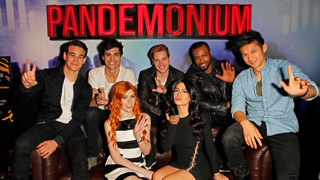 Shadowhunters NYCC