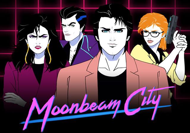 Moonbeam City cast