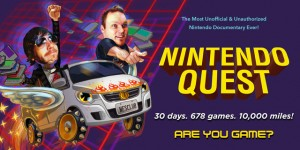 """<span class=""""entry-title-primary"""">Rob McCallum and """"Nintendo Quest""""</span> <span class=""""entry-subtitle"""">A search for classic NES games turns into a search for self-discovery</span>"""