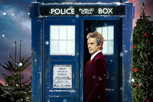 Doctor Who Christmas 2015