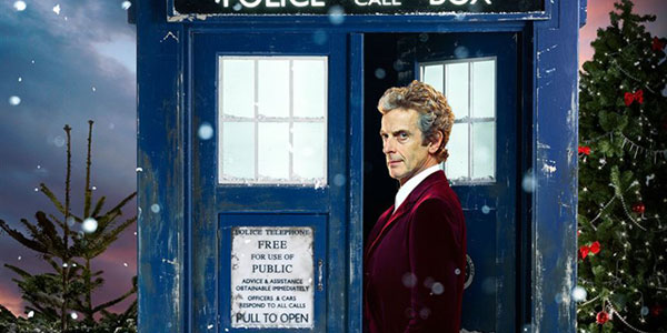 "<span class=""entry-title-primary"">""Doctor Who"" Christmas Special Heading to Theaters for First Time</span> <span class=""entry-subtitle"">Event will feature exclusive Alex Kingston interview and ""Making Of"" featurette</span>"