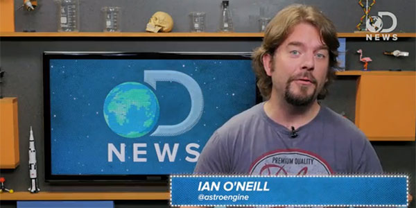 "<span class=""entry-title-primary"">Dr Ian O'Neill: The Top Space Stories of 2015</span> <span class=""entry-subtitle"">The DiscoveryNews.com Space Science Producer talks about solar physics and more</span>"