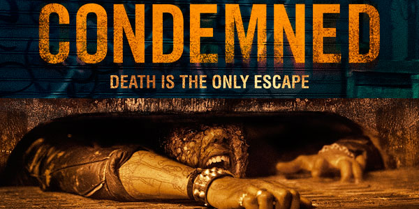 "<span class=""entry-title-primary"">Contest: ""Condemned"" Blu-ray Giveaway</span> <span class=""entry-subtitle"">Win a Blu-ray, and listen to the director's interview again</span>"