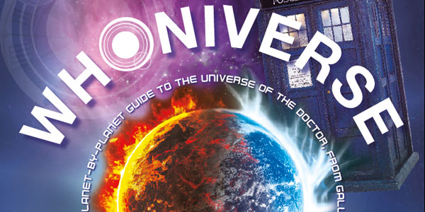 "Giveaway: ""WHONIVERSE"" by Lance Parkin"
