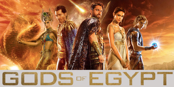 "<span class=""entry-title-primary"">Reviewing ""Gods of Egypt""</span> <span class=""entry-subtitle"">A Saturday night B-Movie fantasy-adventure makes it to the big screen?</span>"