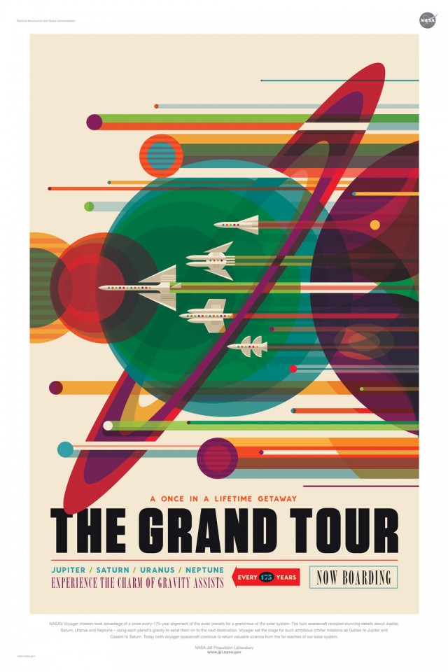 Visions of the Future: The Grand Tour