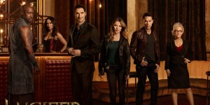"<span class=""entry-title-primary"">5 Episodes In: ""Lucifer""</span> <span class=""entry-subtitle"">What happens when the Devil takes a permanent vacation?</span>"