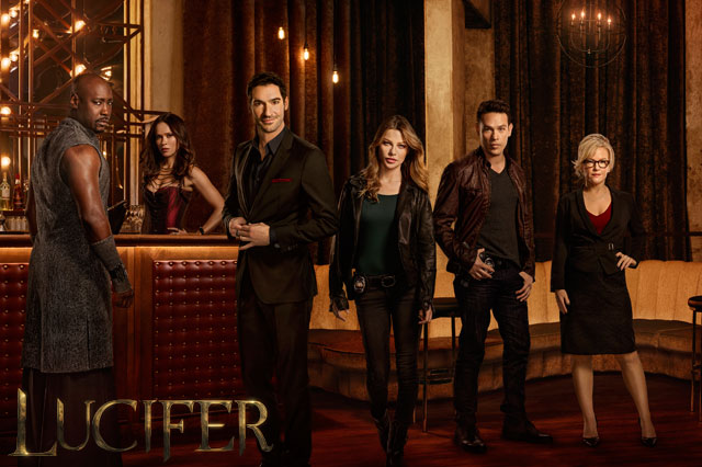 "5 Episodes In: ""Lucifer"" What happens when the Devil takes a permanent vacation?"