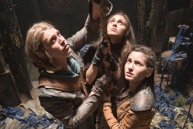 Shannara: Wil, Amberle, Eretria