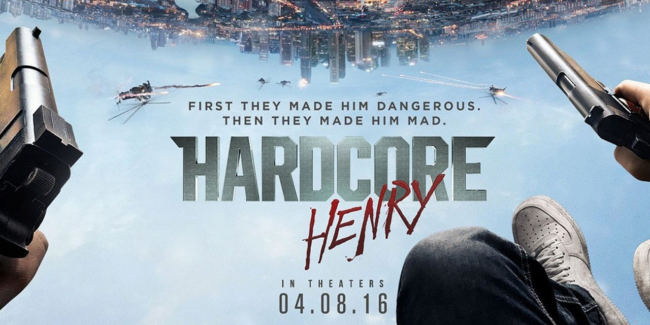 "Reviewing ""Hardcore Henry"""