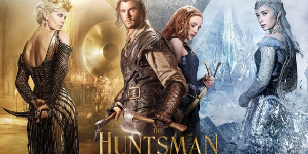 "<span class=""entry-title-primary"">Reviewing ""The Huntsman: Winter's War""</span> <span class=""entry-subtitle"">The costumes, the visuals, the battles -- everything you want from a fantasy epic</span>"