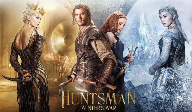 """<span class=""""entry-title-primary"""">Reviewing """"The Huntsman: Winter's War""""</span> <span class=""""entry-subtitle"""">The costumes, the visuals, the battles -- everything you want from a fantasy epic</span>"""