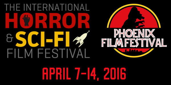 Monte Yazzie: International Horror and Scifi Film Festival 2016 Program Director Monte Yazzie talks about the coolest genre festival in the Southwest