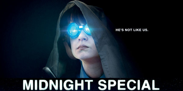"Reviewing ""Midnight Special"" A smart, powerful sci-fi thriller engages and entertains"