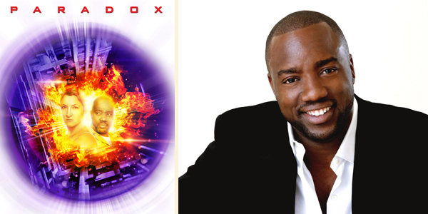 """""""Paradox"""": Time Travel with Michael Hurst, Malik Yoba A small budget indie scifi-thriller that's light on set design but heavy on mystery & action"""