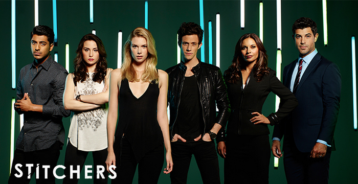 Stitchers Season 2