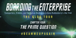 "<span class=""entry-title-primary"">Excerpt: ""The Prime Question"" by Eric Greene</span> <span class=""entry-subtitle"">From ""Boarding the Enterprise"" edited by David Gerrold and Robert J. Sawyer</span>"
