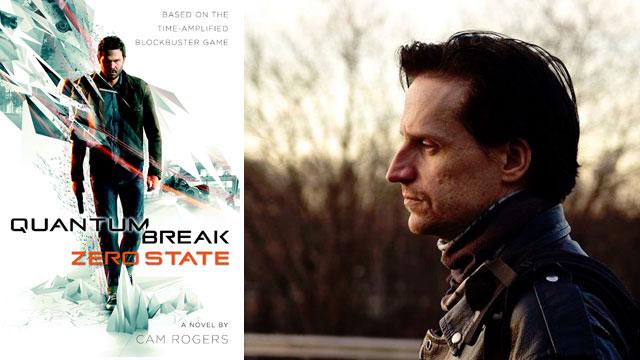 Cam Rogers Quantum Break