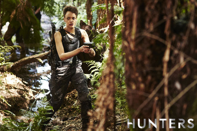 Hunters: Britne Oldford