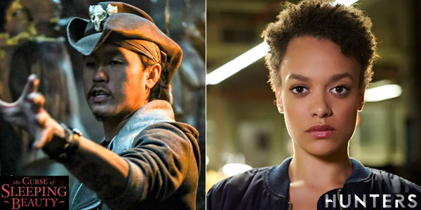 "Talking Dark Fantasy & Scifi: Director Pearry Teo, Actress Britne Oldford Two interviews featuring ""The Curse of Sleeping Beauty"" and Syfy's ""Hunters"""