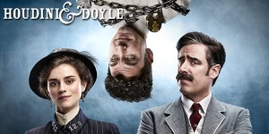 """<span class=""""entry-title-primary"""">5 Episodes In: """"Houdini & Doyle""""</span> <span class=""""entry-subtitle"""">Fox's Victorian take on """"The X-Files"""" has charm despite the historical """"liberties""""</span>"""