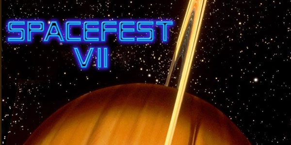 Slice of SciFi 766: Spacefest