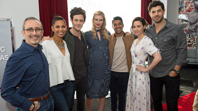 Stitchers WonderCon 2016
