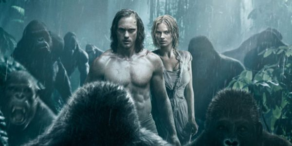 "Reviewing ""The Legend of Tarzan"""