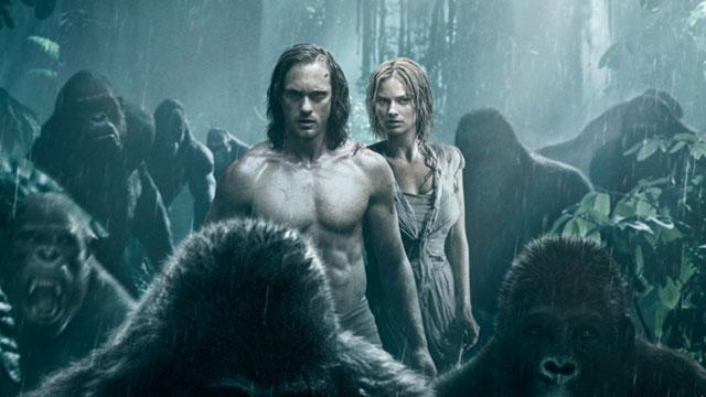 "Reviewing ""The Legend of Tarzan"""