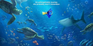 """Reviewing """"Finding Dory"""""""