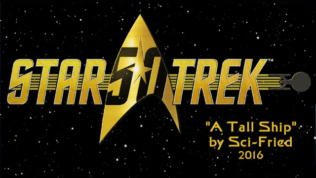 "<span class=""entry-title-primary"">""A Tall Ship"" Honors the ""Star Trek"" Legacy</span> <span class=""entry-subtitle"">A stirring tribute to the friends and family found through shared love of the series</span>"