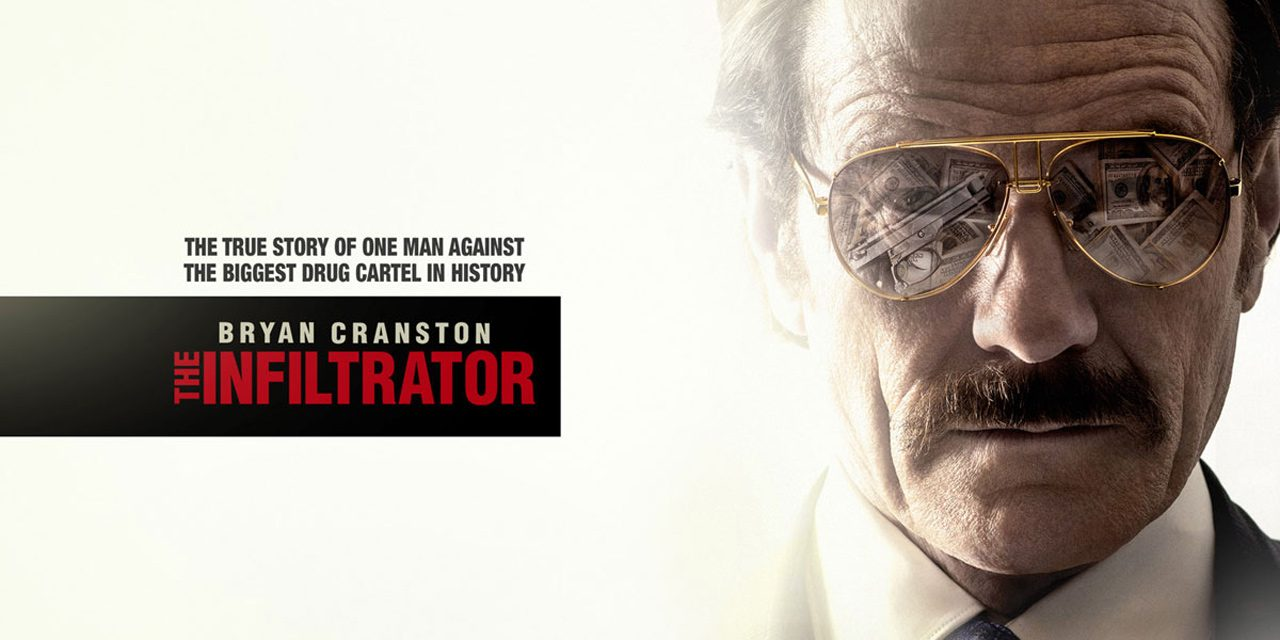 "Reviewing ""The Infiltrator"""