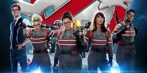 """<span class=""""entry-title-primary"""">Reviewing """"Ghostbusters""""</span> <span class=""""entry-subtitle"""">It's a Ladies World, and all the ghosts are just livin' in it</span>"""