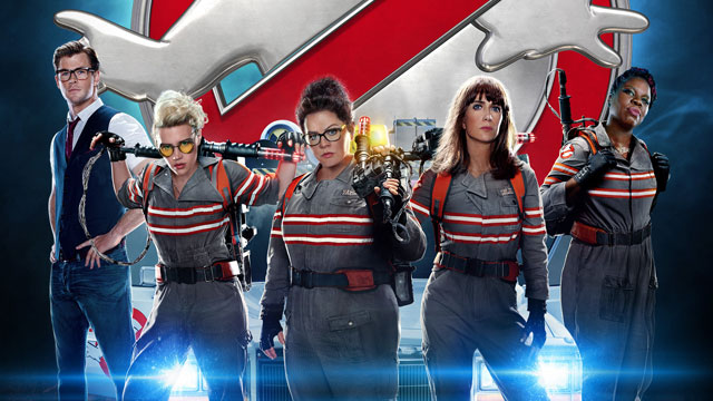 "Reviewing ""Ghostbusters"" It's a Ladies World, and all the ghosts are just livin' in it"